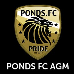 PONDS FC AGM - Sunday 11th October 2015 at 1:30pm ** NOMINATIONS NOW OPEN **