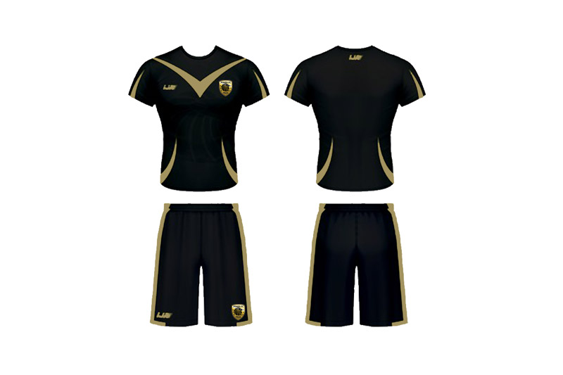 Ponds FC Training Strip